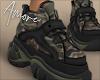 $ Camo Sneakers