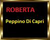 ROBERTA Peppino D Capri