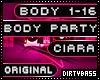 Body Party Ciara