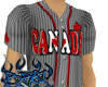 BR81~ Canada Jersey
