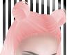 --Pastel Pink Buns
