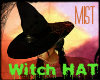 ! MY WITCH HAT ^.^