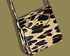 Leopard Pony Hair Bag
