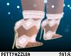 *£ Fancy Heel Pearl