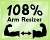Arm Scaler 108%