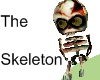 The Skeleton Bloody Pet