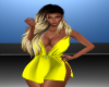 Baby Yellow Dress RL