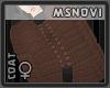 [N] Winter Coat Brown