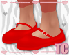 Red Shoes Girls