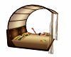 Tropical Isla Canopy Bed
