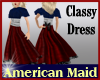 America Dress