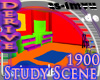 1900.CS. StudyScene D.v.
