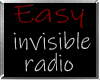 i* Invisible Radio