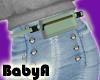 ! BA RLS Sage Belt Bag