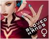 TP Scifi - Gloved Hands