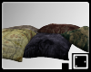 ` Trash Posh Pillows