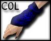 |CL| Arm Bandana P [BLUE