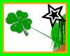 St.Patrick's day wand