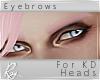 Millennial Fate Eyebrows
