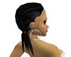 (IKY2) C/R HAIR BLACK