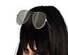 Raised Sunglasses Smokey