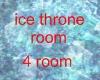 ice throne room 4 room