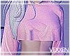 cropped hoodie pink