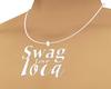 [star] collier Swag/loca