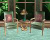 Garden Loft Chat Chairs
