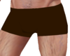 Brown monk boxers pants