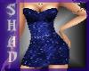 {SP}Cute Blue Dress