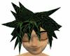 Green/Black Web Sora
