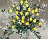 `EC Elegant Yellow Roses