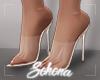 Y6 Clear Heels