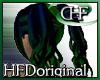 HFD G.Y. Goth Greenstone