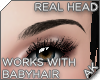 ~AK~ Real Brows: Black