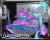 Mermaid Club Fountain