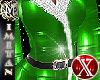 (MI) Xmas coat green