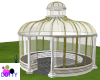 Victorian glass gazebo