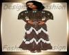 Authentic Cherokee Dress