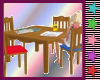<3 Kids Coloring Table