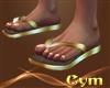 Cym Pharaoh Sandals N