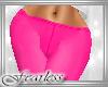 *fb* Pink! Soft Leggins