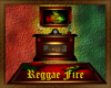 Reggae Fire Place