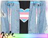 Trans Jean Jacket