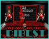 TRUKFIT RED/BLACK ROOM