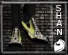 Spring Daisy Shoe V1