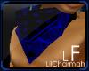 [LF] Navy Blue Bandana