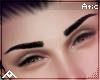 """| Black brows"