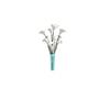 Lilies W/ Vase